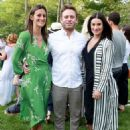 Lea Michele – Salon on the Lawn in the East Hamptons of New York - 454 x 568