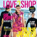 Nina Dobrev - LOVE2SHOP Magazine Cover [Australia] (October 2010)