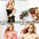 Avril Lavigne Maxim Magazine March 2008 Pictorial Photo - United States