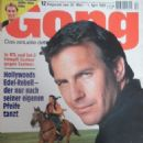 Kevin Costner - Gong Magazine Cover [Germany] (26 March 1994)