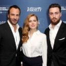 Tom Ford, Amy Adams and Aaron Taylor-Johnson – 'Nocturnal Animals' Screening in Los Angeles - 454 x 326