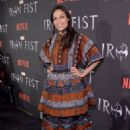 Rosario Dawson – 'Iron Fist' TV Series Premiere in New York - 454 x 676