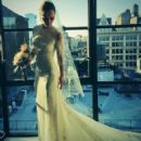 Christina Ricci shares photos in her stunning Givenchy wedding dress days after tying the knot