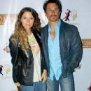 Sergio Mayer and Isabela Camil - 435 x 580