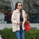 Jordana Brewster – Out in Venice