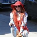 Phoebe Price is seen out in Beverly Hills, California on March 28, 2017 - 451 x 600