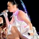 Katy Perry Performs At Palau Sant Jordi In Barcelona