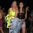 ROMEE STRIJD and SARA SAMPAIO at Coachella Valley Music and Arts Festival in Indio - 454 x 681