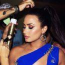 Demi Lovato – VMA Portrait Photoshoot in Las Vegas by Angelo Kritikos