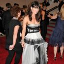 Robin Tunney - Costume Institute Gala Benefit To Celebrate The Opening Of The 'American Woman: Fashioning A National Identity' Exhibition At The Metropolitan Museum Of Art On May 3, 2010 In New York City