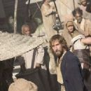 Joseph Mawle as Jesus in the passion.