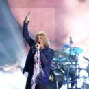 Def Leppard performs at the 2019 Rock & Roll Hall Of Fame Induction Ceremony - Show at Barclays Center on March 29, 2019 in New York City - 399 x 600