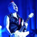 Jared Leto and his band 30 Seconds to Mars rocked Miami, Florida.
