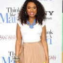 Jennifer Hudson at the Los Angeles premiere of Think Like a Man