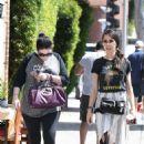 Michelle Trachtenberg – Shopping in Beverly Hills