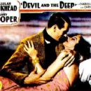 Poster of Devil and The Deep (1932) - 454 x 360