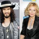 Russell Brand and Geri Halliwell