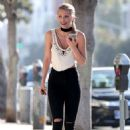 AnnaLynne McCord Style – Out in Santa Monica 9/1/2016