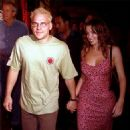 Dannii Minogue and Jacques Villeneuve