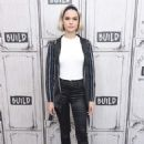 Maia Mitchell at Build Series Studio in NYC - 454 x 679