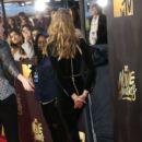 Cara Delevingne- April 9, 2016- 2016 MTV Movie Awards - Arrivals