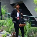 Venus Williams – Attending The Wimbledon Tennis Championships 2019 in London - 454 x 661
