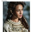 Rikee Chatterjee - Grazia Magazine Pictorial [India] (January 2015) - 454 x 573