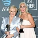 Glenn Close and Lady Gaga At The 24th Annual Critics' Choice Awards (2019) - 448 x 600