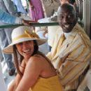 Michael Jordan and Yvette Prieto - 400 x 276