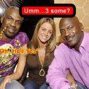 Michael Jordan and Yvette Prieto - 429 x 373