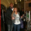 Beyoncé Knowles - Arriving At LAX Airport - 25/01/2009