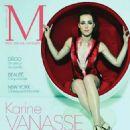 Karine Vanasse M Magazine Canada May 2012