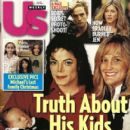 Michael Jackson - US Weekly Magazine [United States] (20 July 2009)