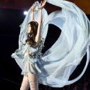 Sui He – 2017 Victoria's Secret Fashion Show Runway in Shanghai - 454 x 682