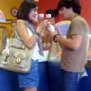 Joe Jonas and Camilla Belle