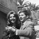 Roman Polanski and Barbara Lass