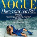 Vogue Paris June/July 2017 - 454 x 567