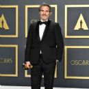 Joaquin Phoenix At The 92nd Annual Academy Awards - Press Room
