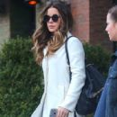 Kate Beckinsale  out & about  (April 5, 2016)