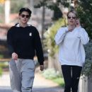 Emma Roberts and Kristen Stewart – Morning Hike at Griffith Park in Los Feliz 01/30/2019