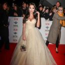 Yazmin Oukhellou – National Television Awards 2020 in London adds