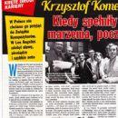 Krzysztof Komeda - Nostalgia Magazine Pictorial [Poland] (October 2018)