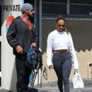 Jennifer Lopez seen leaving a gym after working out in Miami, Florida on March 16, 2017 - 454 x 569