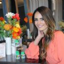 Jordana Brewster – Zyrtec and Create and Cultivate at a Panel to talk Allergy Face in NY - 454 x 339