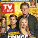 Joshua Jackson, Anna Torv, John Noble - TV Guide Magazine Cover [United States] (14 January 2013)