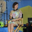 Demi Lovato On Good Morning America In Ny