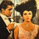 Joan Collins and Farley Granger in The Girl in the Red Velvet Swing (1955)