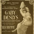 Gaby Deslys - 454 x 537