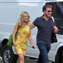 Melinda Messenger - Leaving ITV Studios, London, July 21, 2010 - 454 x 724