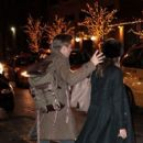 Ryan Gosling and Eva Mendes in NYC, December 31, 2011
